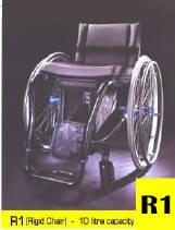Blackbox R1 - for RIGID chairs