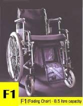 Blackbox F1 - for FOLDING chairs